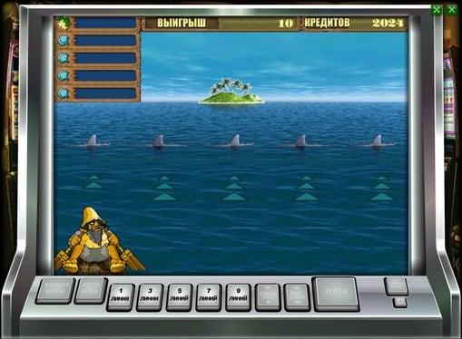 Бонусная игра в онлайн слоте Island 2