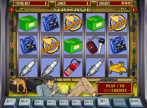 Игровые автоматы играть в garage игровые автоматы и казино