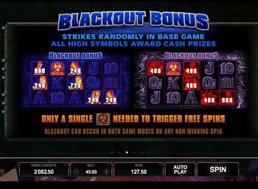 Игровой бонус в онлайн слоте Lost Vegas