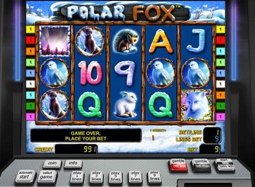 Символы Polar Fox